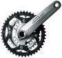 |Система Shimano LX Chainset HollowTech II M583