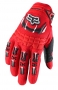 Перчатки Dirtpaw Glove bright red 2010